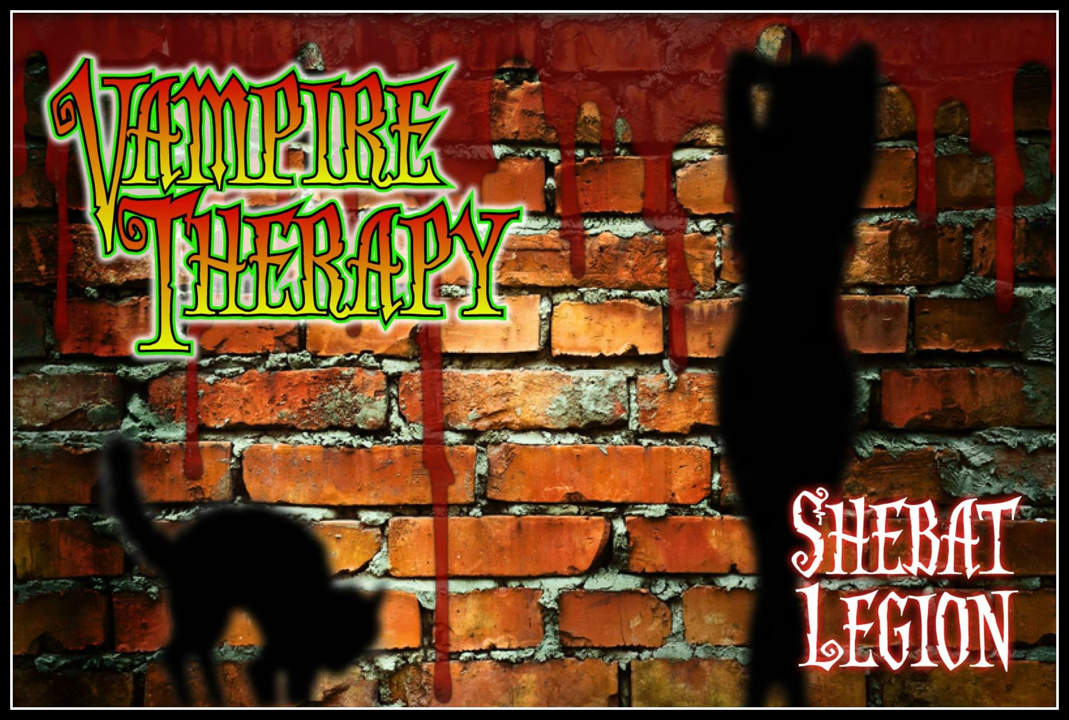 Vampire Therapy  Eternity is long and one must have hobbies. https://www.amazon.com/author/shebatlegion Art by Philip Goinozzo