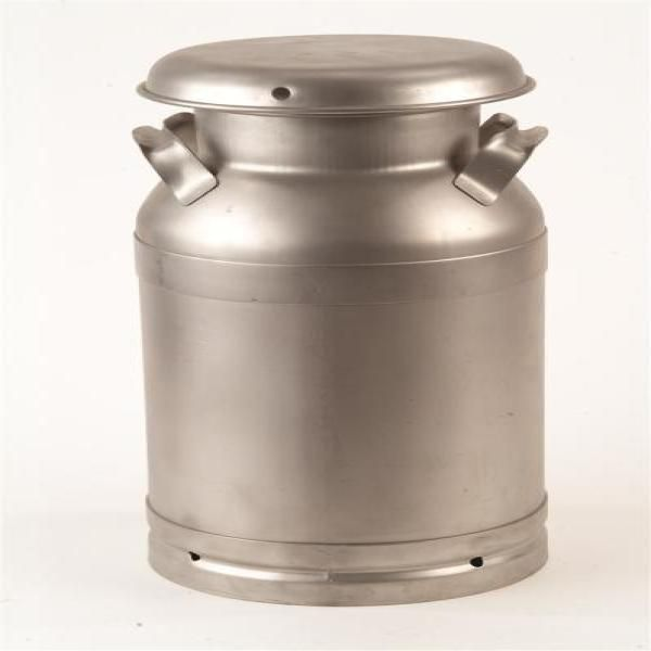 Large Stainless Steel Milk Cans Usa Made Milk Cans Canning Unique Utensils