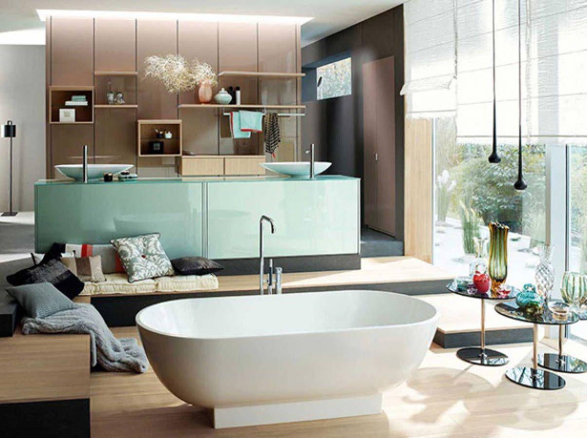 Salle De Bain Vasque Ilot ~ baignoire lot r07 02 baignoire lot pinterest les salles de