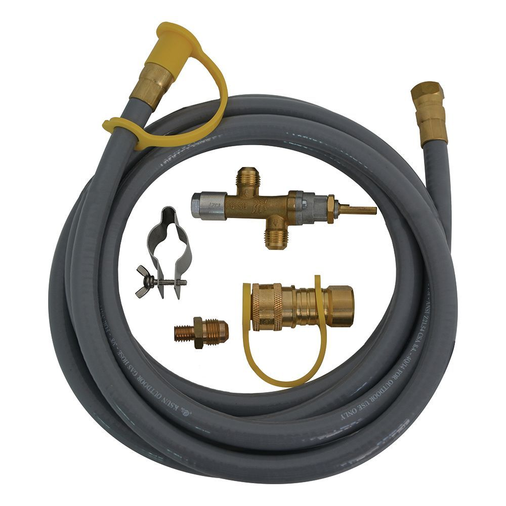 kitchenaid natural gas grill regulator