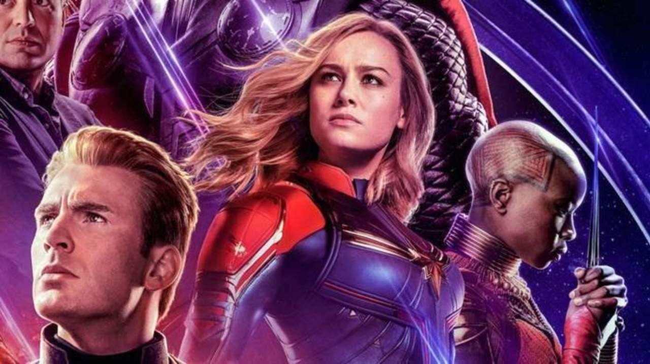 Image result for captain marvel endgame