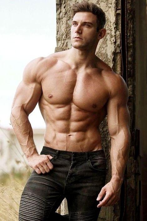 Muscular men, Muscle men, Muscle hunks
