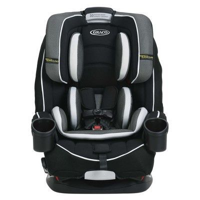 Graco 4Ever Convertible Car Seat With Safety Surround Belt Lockoff