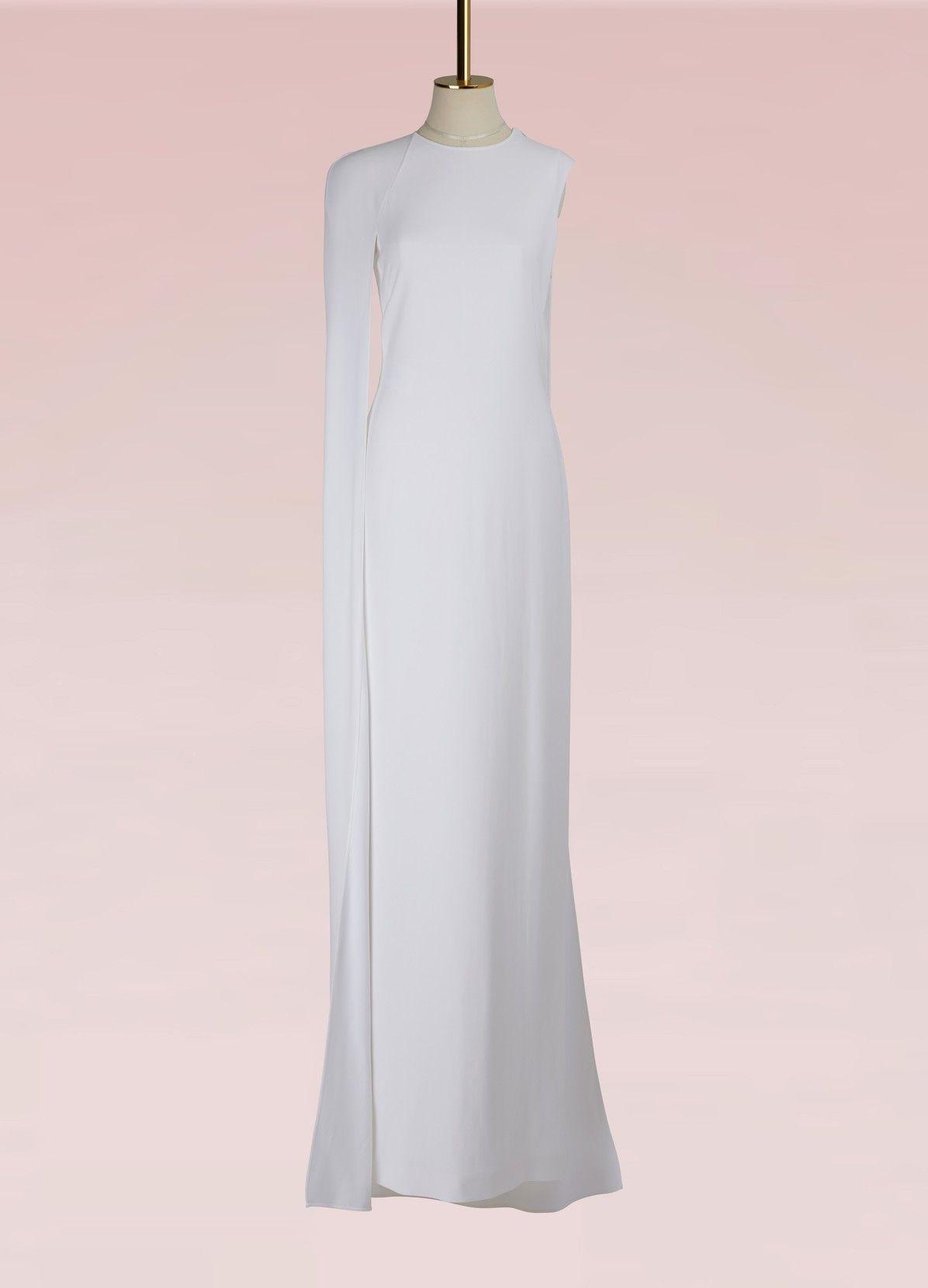 Stella Mccartney Cecilia Cady Stretch Maxi Dress Via 24 Sevres Worldwide Shipping Dresses Maxi Dress Maxi Dress Online [ 1660 x 1196 Pixel ]