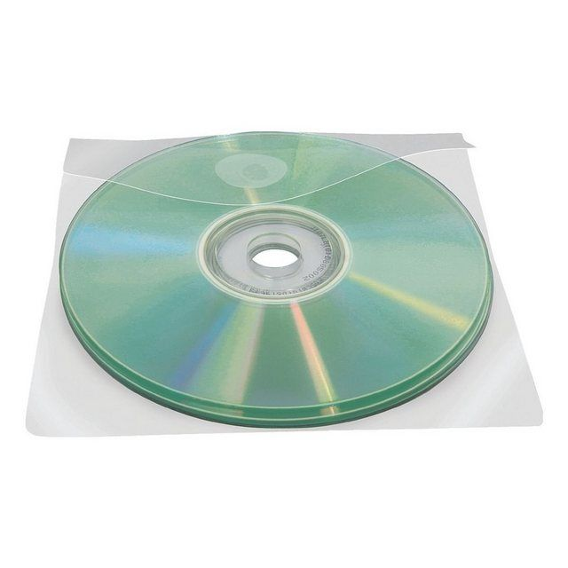 Selbstklebende CD/DVD/Blu-ray-Hüllen