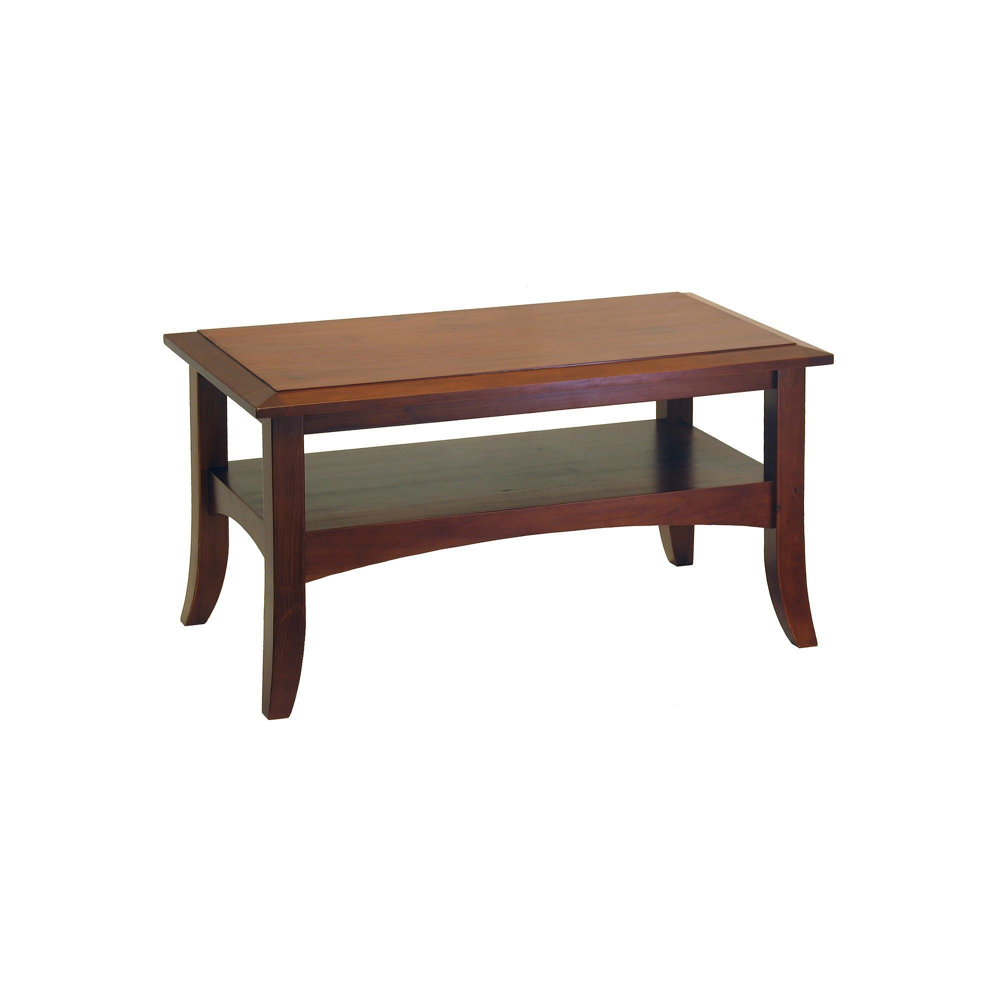 Winsome Craftsman Coffee Table Brown