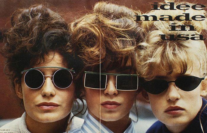 80 S Advert Chanel Bilder Fotographie Und Brille