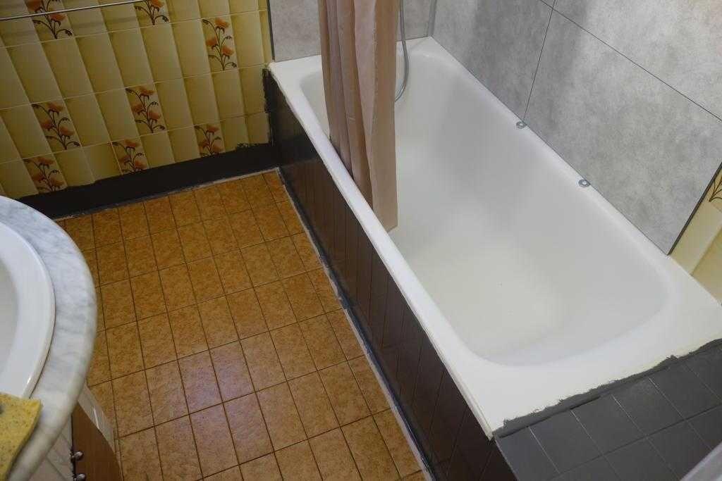 Comment Renover Une Salle De Bain Avec Des Dalles Dumawall Comment Renover Une Salle De Bain Renovation Salle De Bain Et Salle De Bain