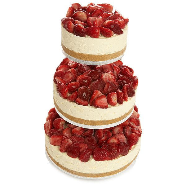❤ liked on Polyvore featuring food, cakes, food and drink, wedding and wedding cakes