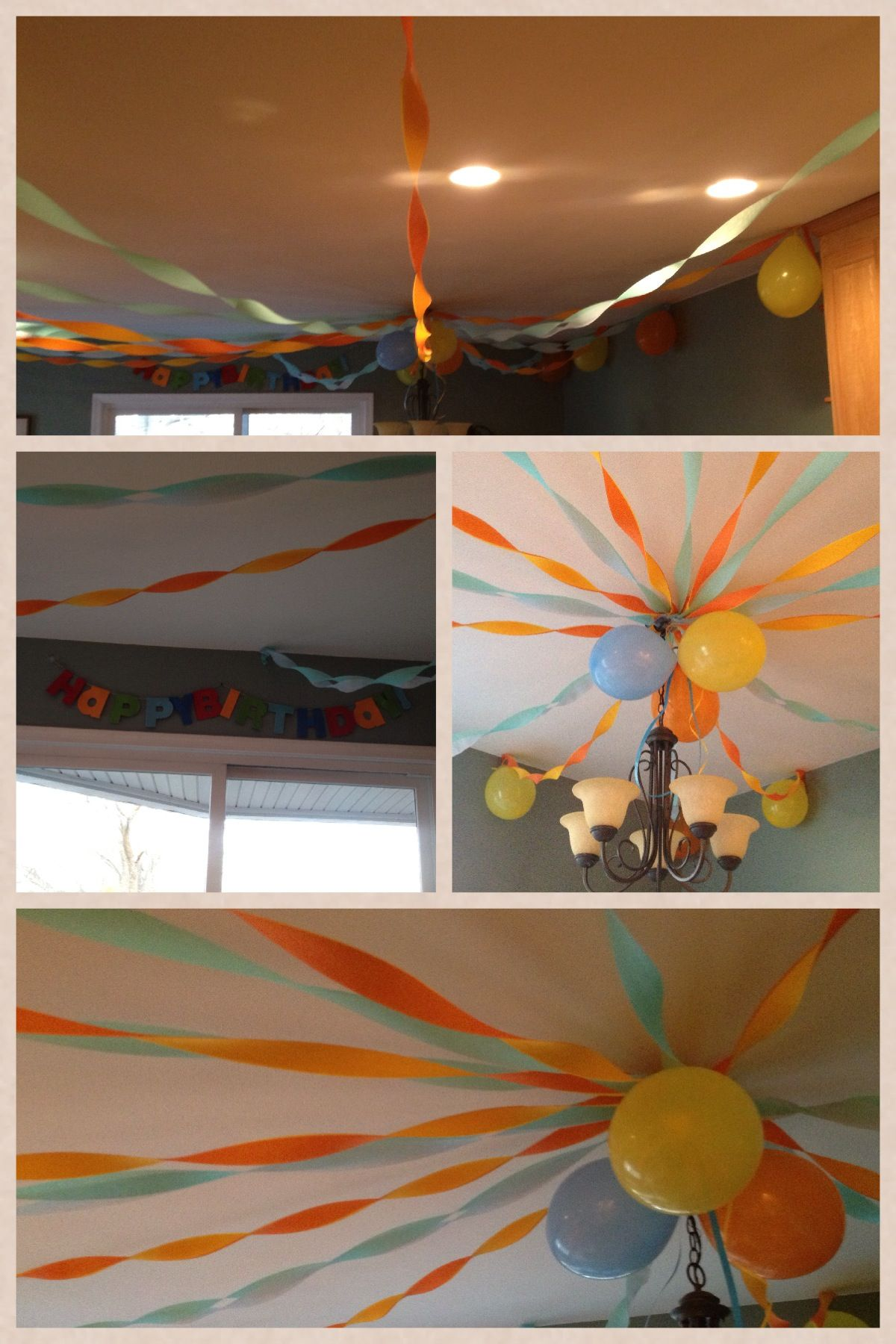 - Lion King/Jungle Theme Colors 1st Birthday Decorations! Lion