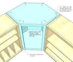 Image result for kitchen upper corner cabinet   Corner ...