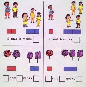 Singapore Math Source Singapore Math Kindergarten Math