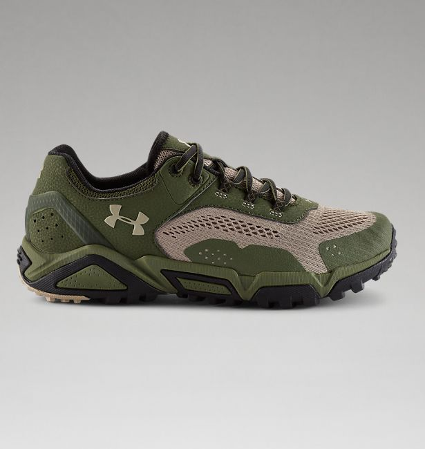 Men's UA Glenrock Low Hiking Boots
