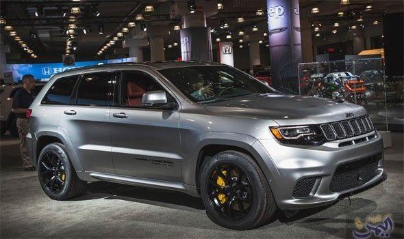 لأفخم سيارة دفع رباعي في العالم بمواصفات لن تخطر على بالك In 2020 Jeep Grand Cherokee Srt Jeep Grand Cherokee Jeep Grand