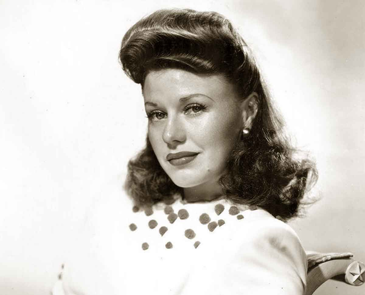 1940s hairstyles - memorable pompadours | classic pictures