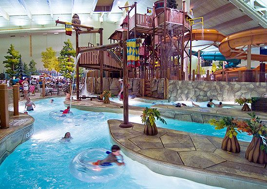 Photos Top 10 Indoor Waterparks In The U S Vacation Ideas Travel Advice And Girls Getaway