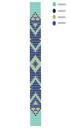 diy motif bracelet perles diy pinterest bracelets perles et miyuki. Black Bedroom Furniture Sets. Home Design Ideas