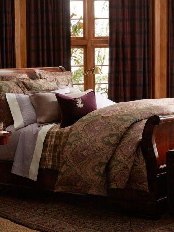 Great Compton Collection | Ralph lauren bedroom, Bedroom design