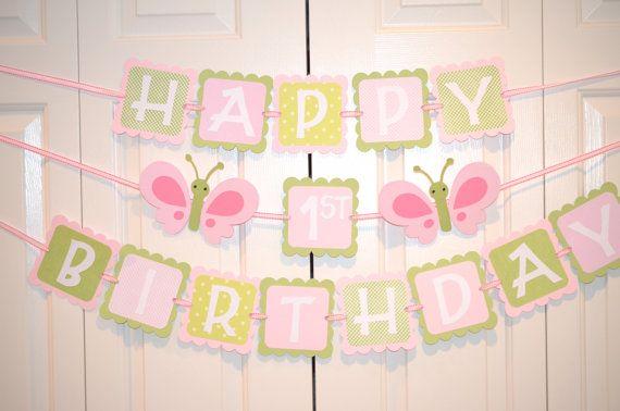 Lisamardesigns Com S Party Supplies Catch My Party Butterfly Birthday Party Butterfly Birthday Theme Butterfly Birthday Party Decorations