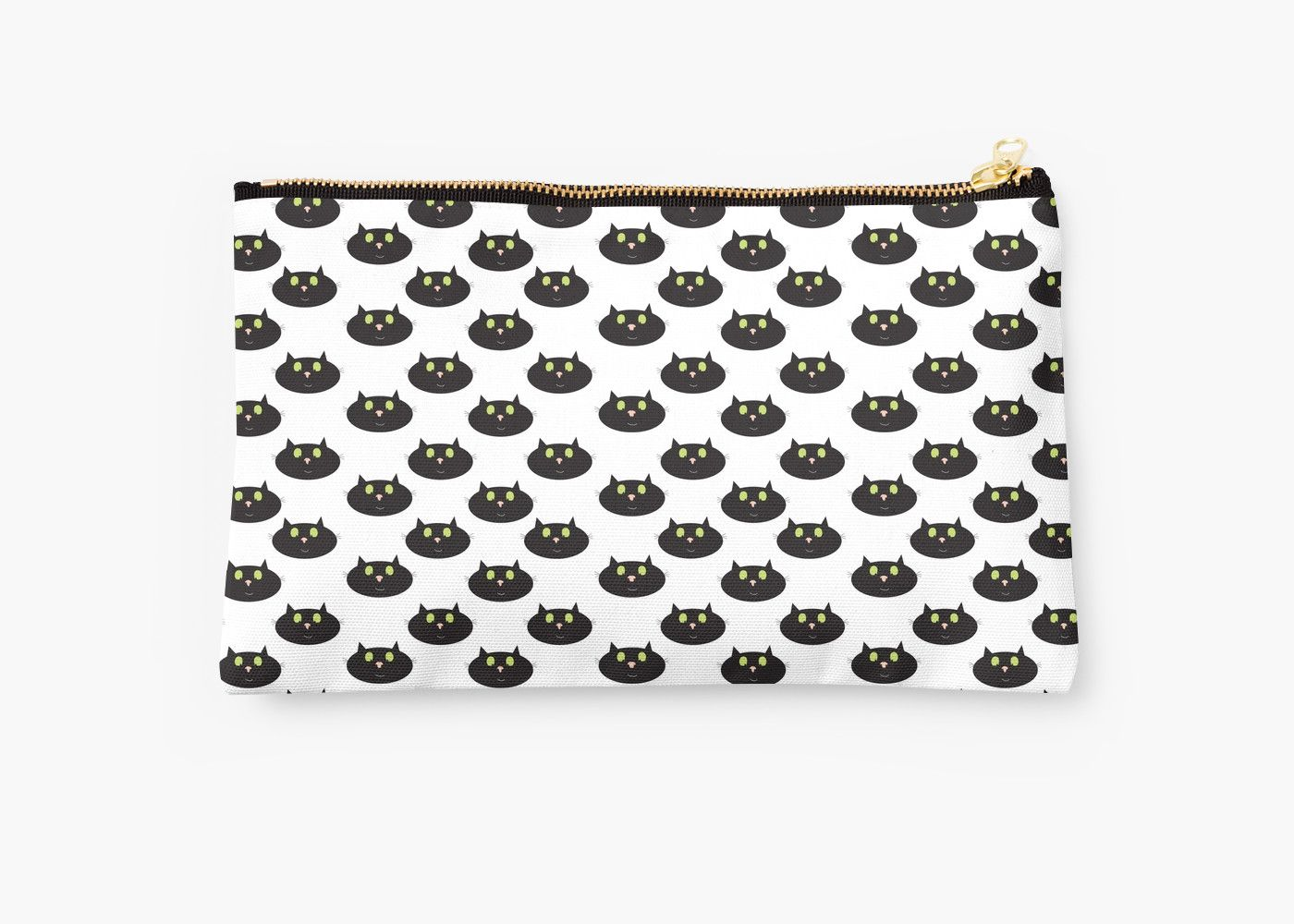 This cat pattern is perfect for all the cat lovers out there. • Also buy this artwork on bags, apparel, phone cases, and more.