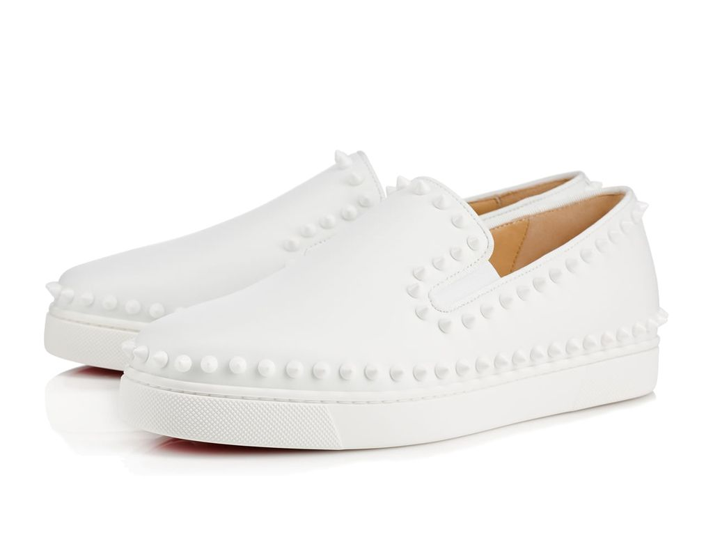 chaussures louboutin basket femme