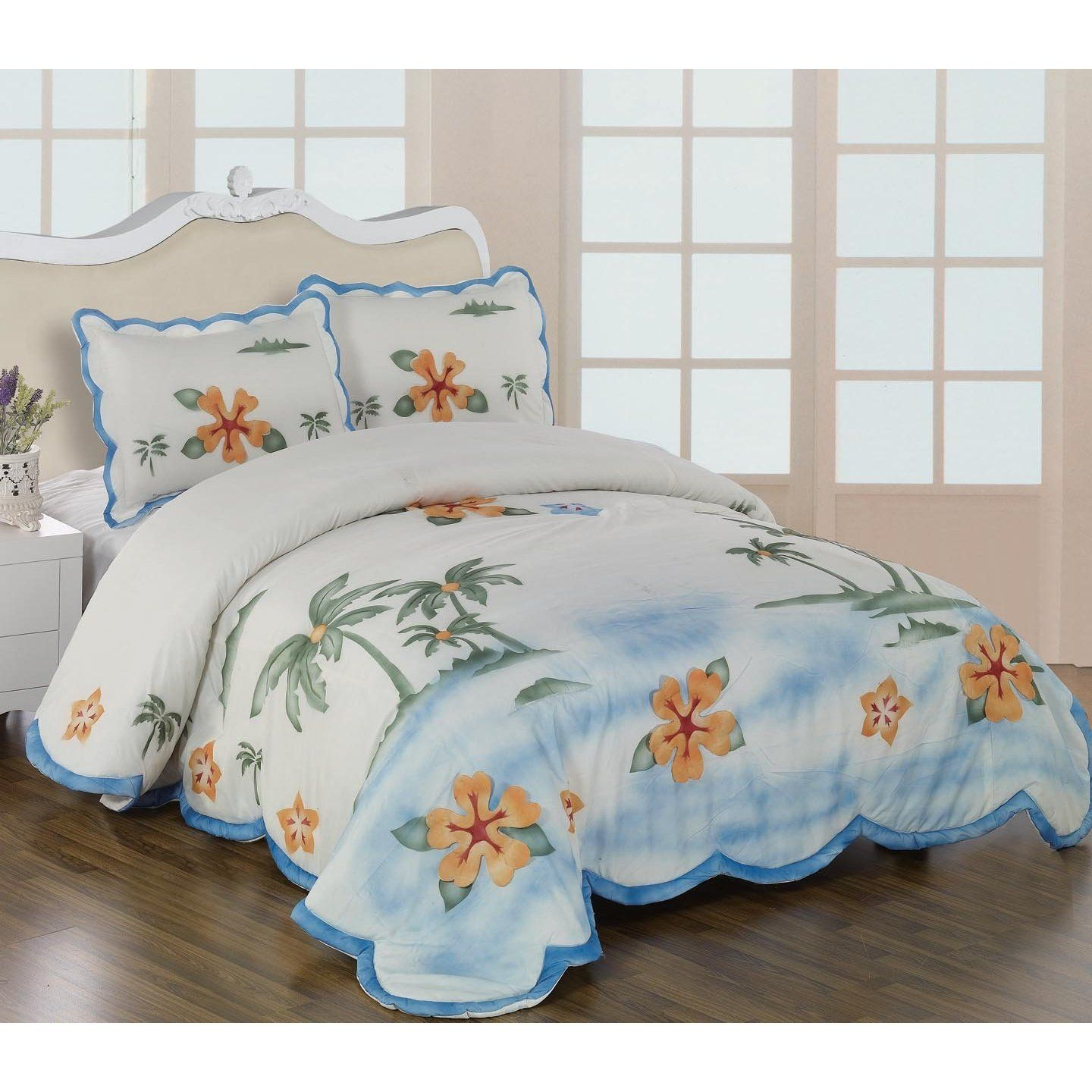 quilts themes tree sets shower print palm comforter comforters hawaiian bedroom terrific coverlets and for colorful matching walmart bedding be themed tropical beach bedspreads curtain