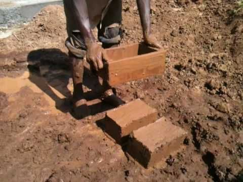 How to make survival cement survival skills survival for Mud brick kit homes