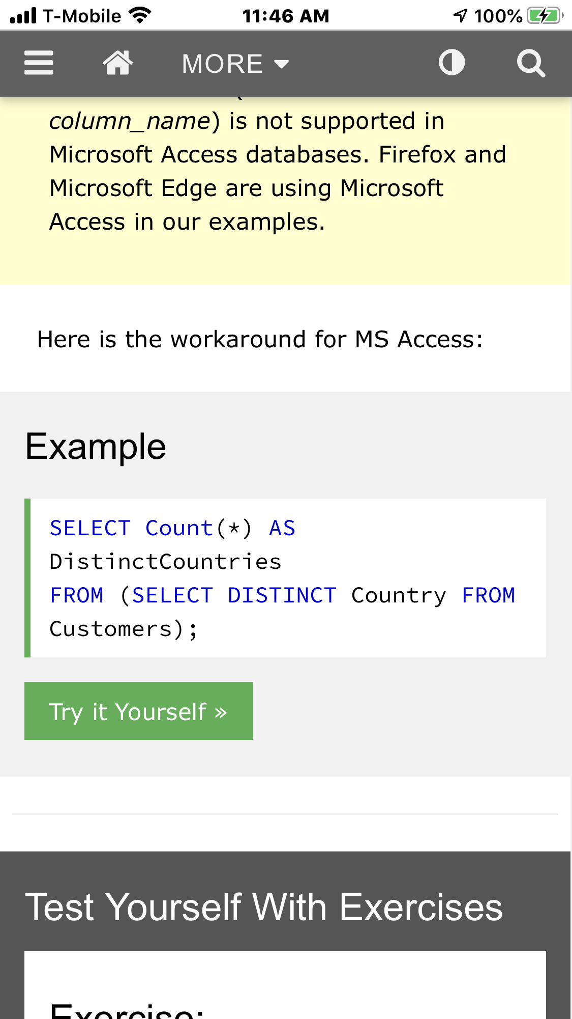 Pin by Judy on A Mysql in 2020 Access database, Mysql, Names