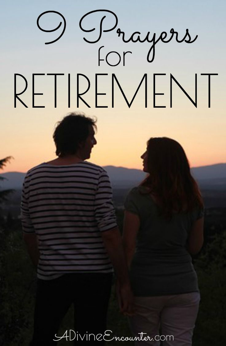 Prayers for Retirement | FaithsMessenger.Com | Retirement ...