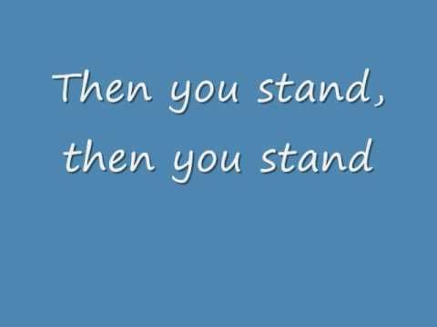 Rascal Flatts Stand Lyrics This Has A Special Spiritual Meaning