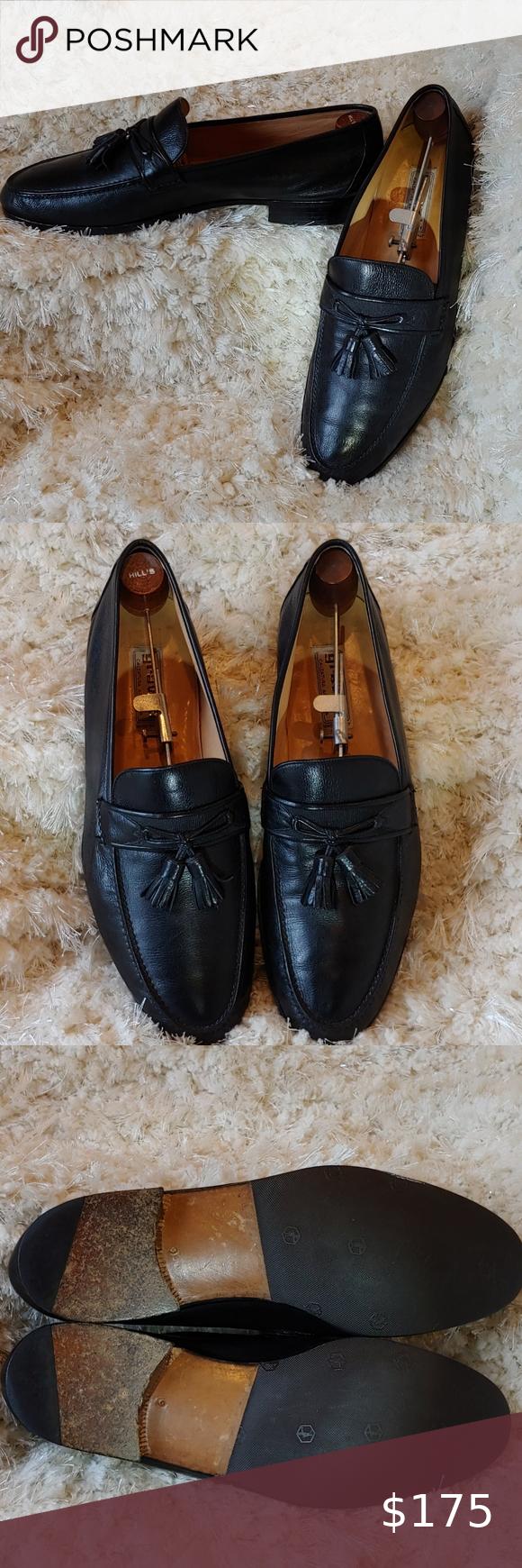 Gravati Black Butter Soft Leather