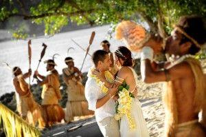 Daniel & Fernanda, Erakor Island Resort, June 2011