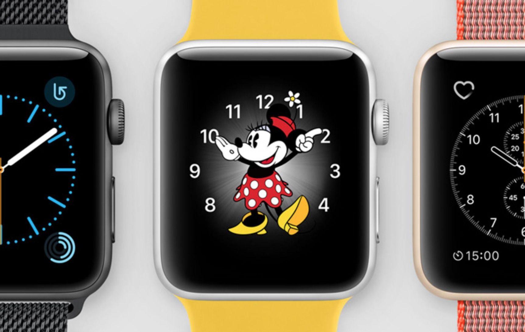 Con watchOS 3 Mickey y Minnie nos dicen la hora verbalmente - http://www.soydemac.com/watchos-3-mickey-minnie-nos-dicen-la-hora-verbalmente/