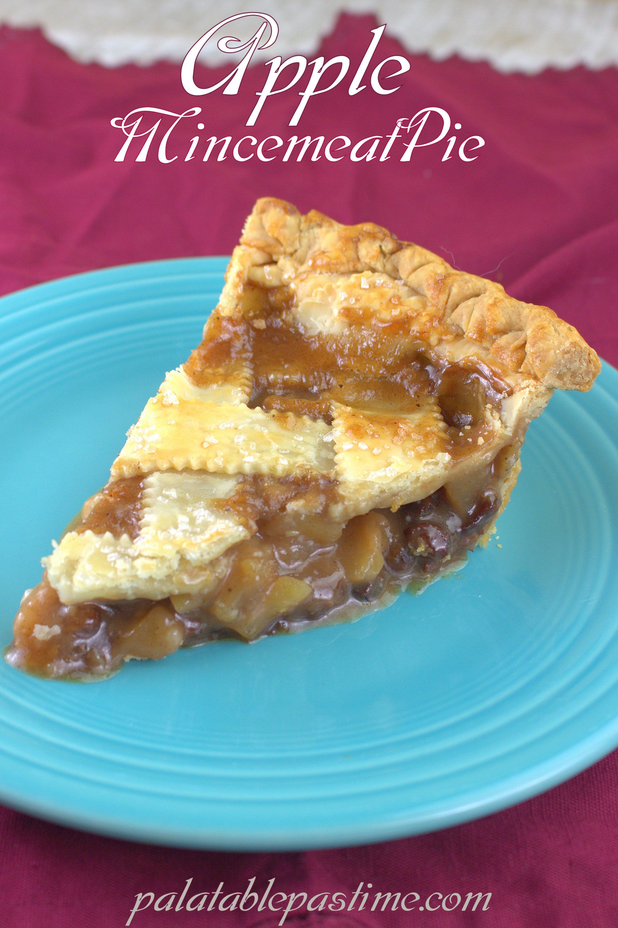 Mince meat pie recipes easy