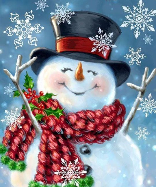 Frosty the Snowman  Artworks
