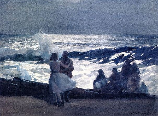 John Whorf - Fisherman's Dance, Summer Night