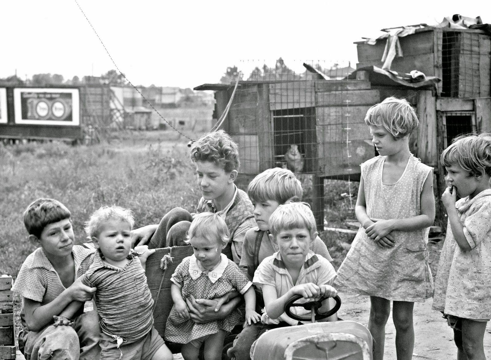 History In Photos John Vachon Photo History Vintage Photos