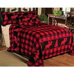 Moose Creek Bed Set - King gotta have this!!