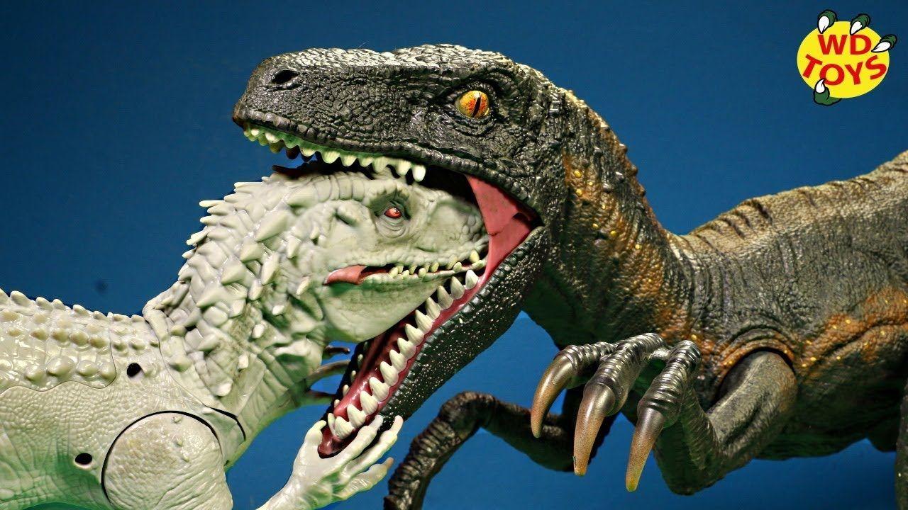 Colossal Indoraptor Eats Indominus Rex World S 1st Jurassic World Dinos Jurassic World Dinosaur Toys Jurassic World Dinosaurs Indominus Rex