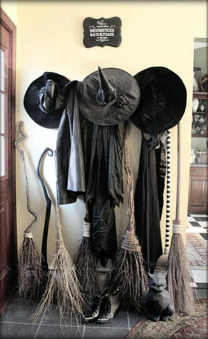 organiser une soir e halloween effrayante mais comment feminismo pinterest soir e. Black Bedroom Furniture Sets. Home Design Ideas