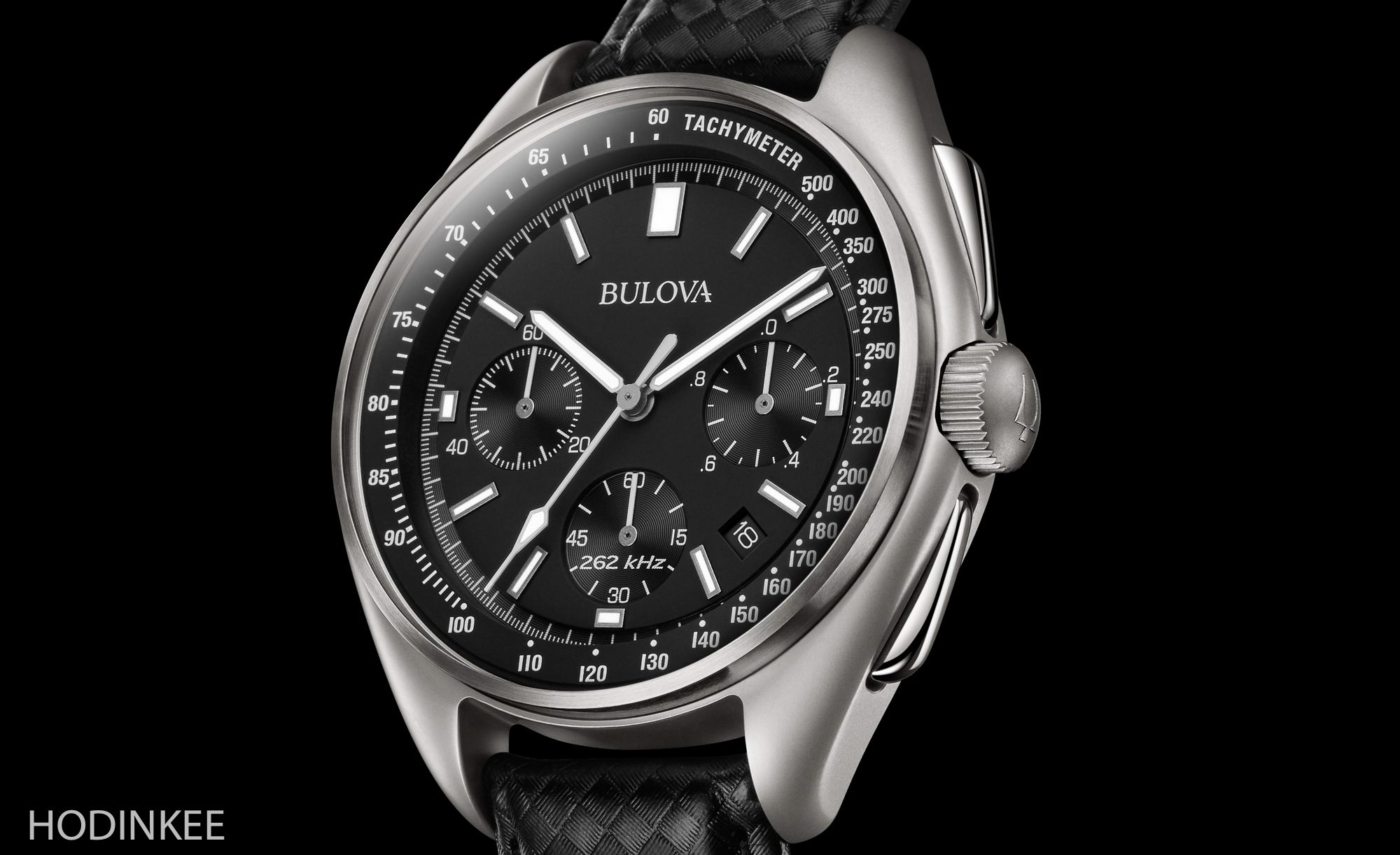 Introducing: The Bulova Moonwatch Re-Edition, With A High Beat Quartz Movement And $550 Pricetag — HODINKEE
