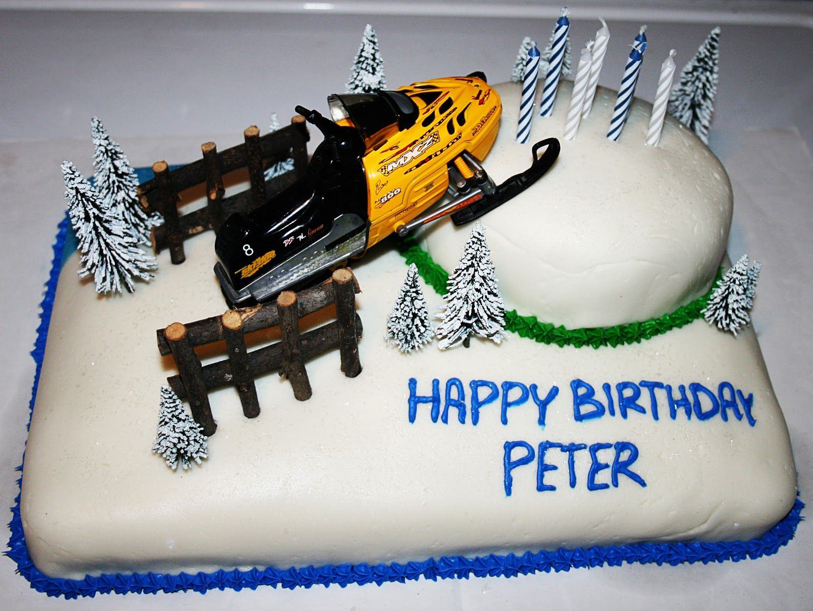 We Are So Jealous Of Peter Where Can We Get A Cake Like That