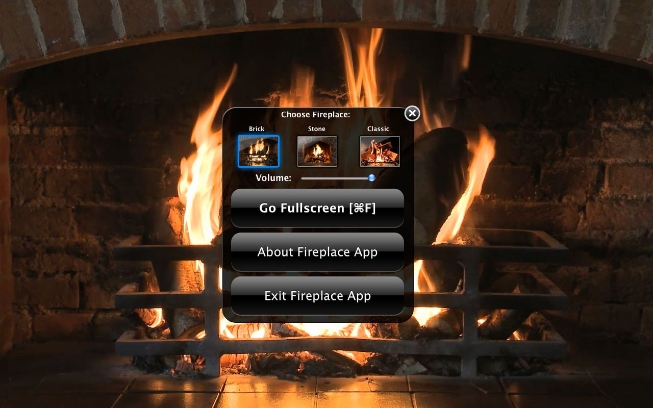 Fireplace App Labs Entertainment Lifestyle Fireplace Virtual