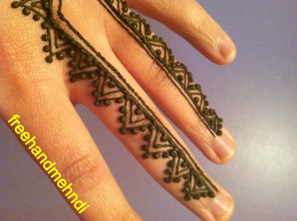 Mehndi Free Hand : Pin by free hand mehndi on henna designs