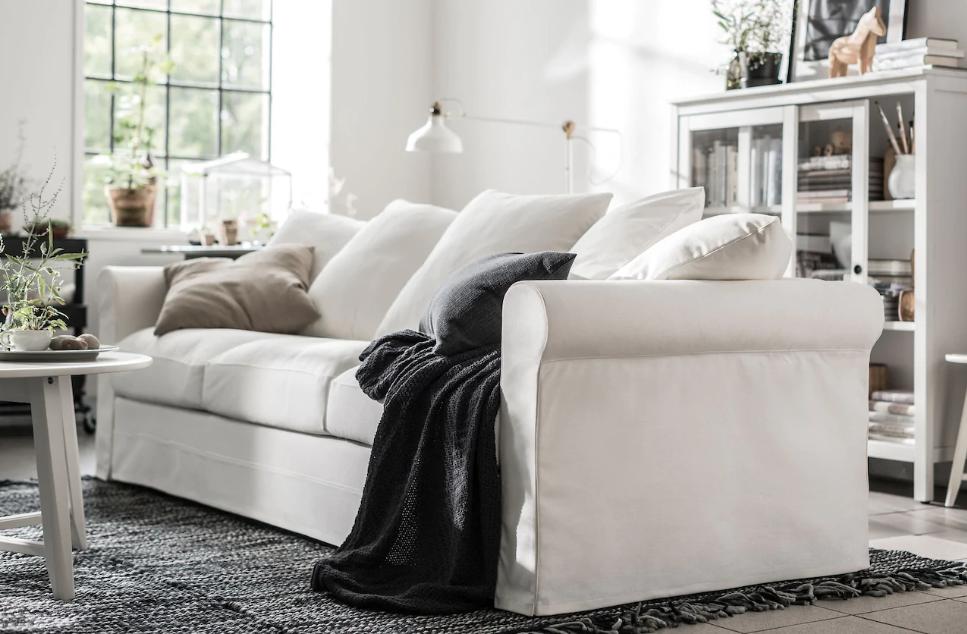 Ikea Gronlid Review Ektorp S New Comfort Contender Comfort Works Blog Design Inspirations Ikea Sofa Classic Living Room Ikea Interior