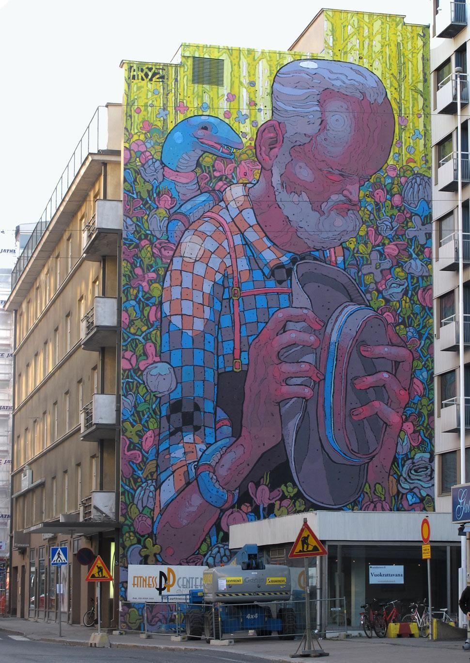 Helsinki Urban Art