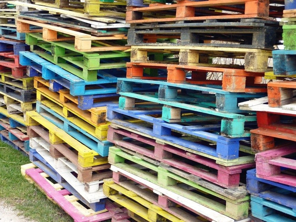 Pin by Daisy Andrew on Business   Shipping crates, Pallet ...