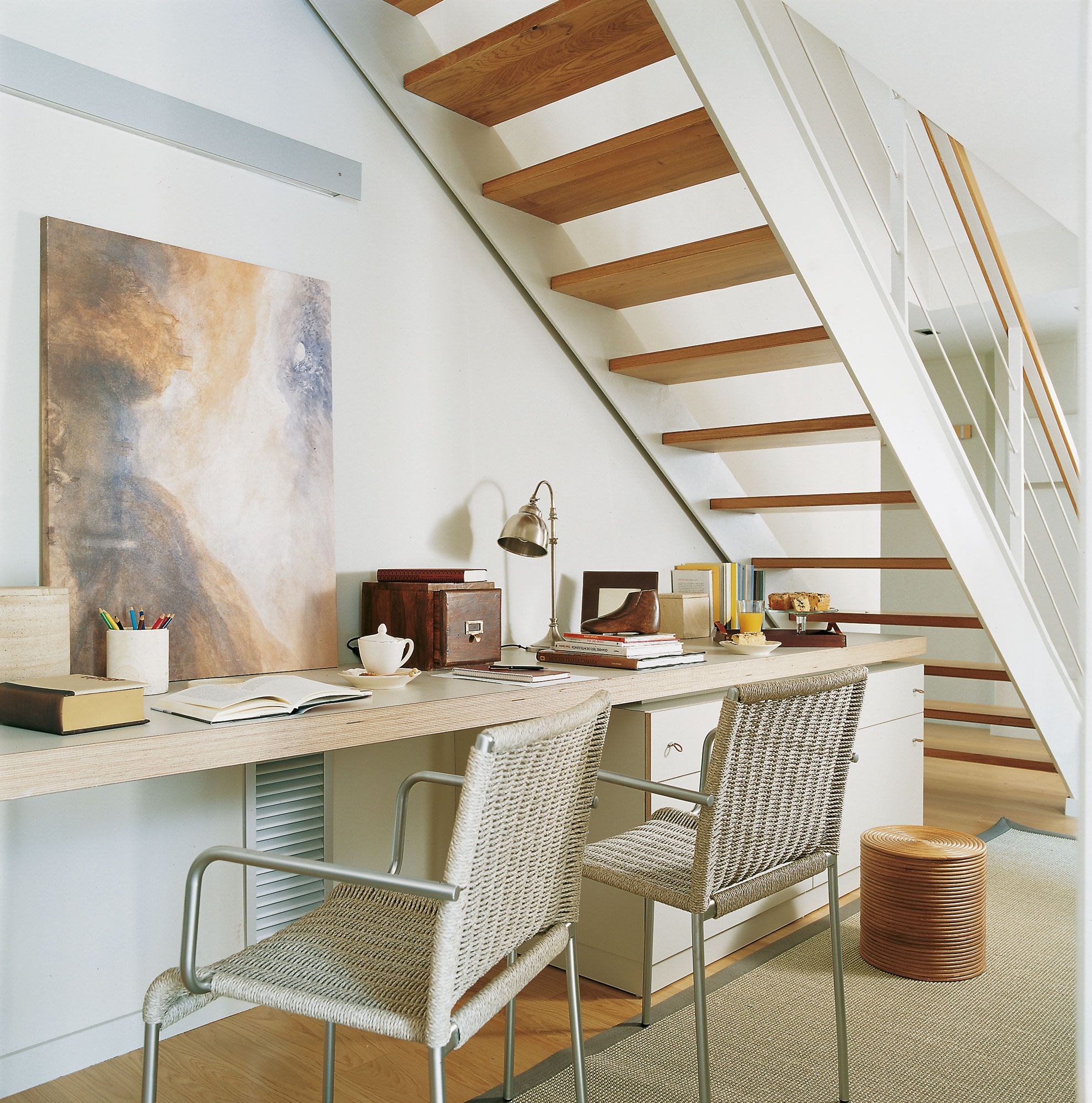 40 Brilliant Under The Stairs Employment Ideas: Bajo Las Escaleras, Decoración