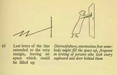 Last letter of line