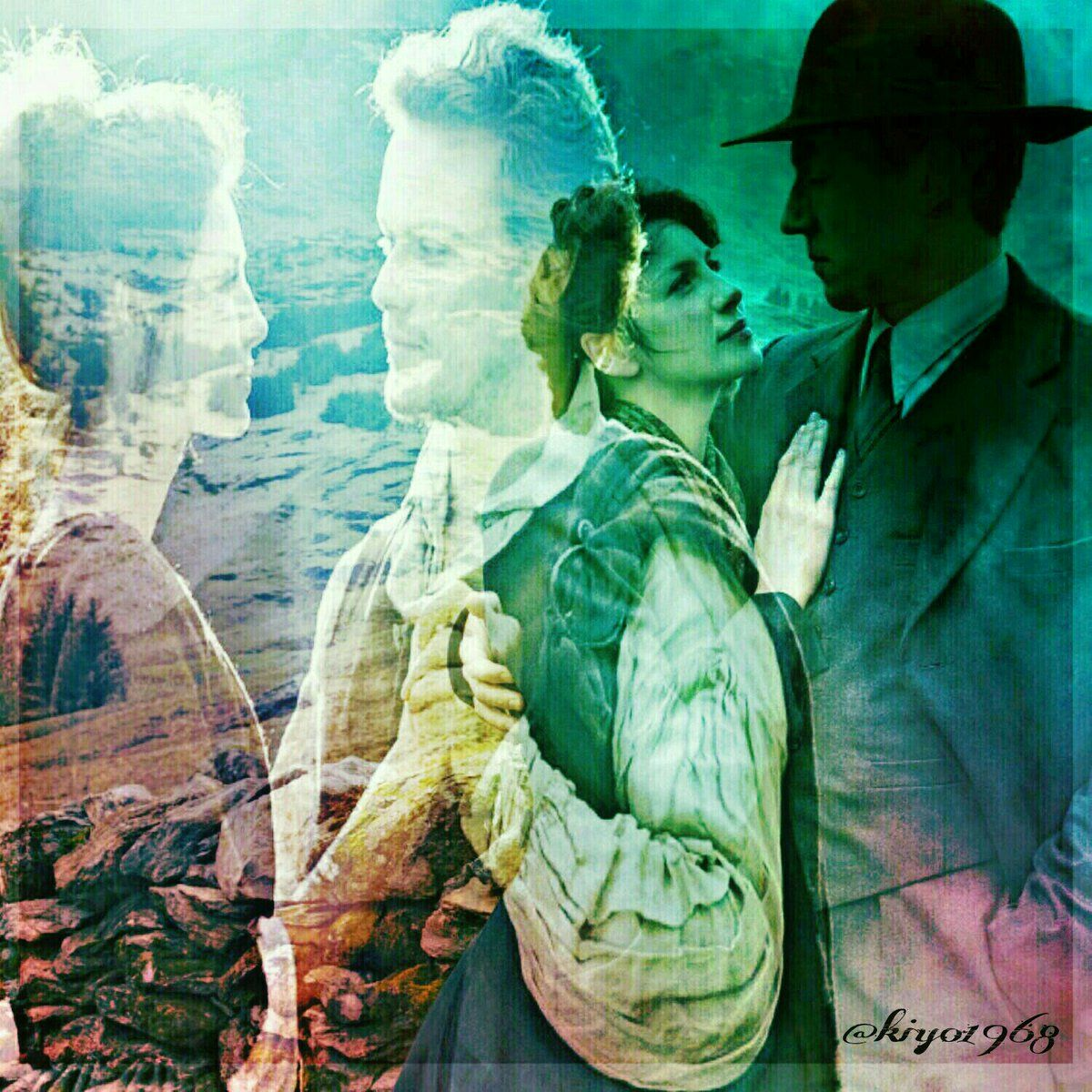 "Team Henry Byalikov on Twitter: ""Friends~@caitrionambalfe @SamHeughan @BNGS1977 @LallybrochG Tribute~Love our Phenomenal Jamie &Claire~touchedHearts https://t.co/Te87BbUvL6"""